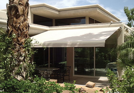 Eclipse Motorized Retractable Awning